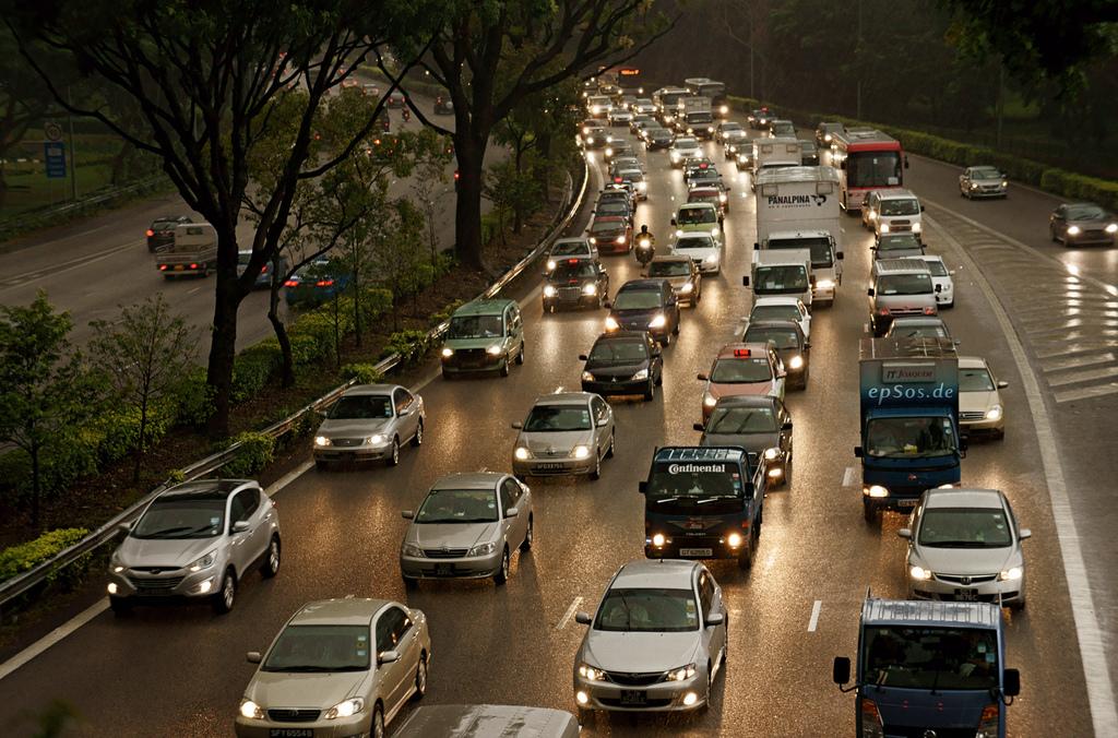 Pomiary ruchu wjazdowego
